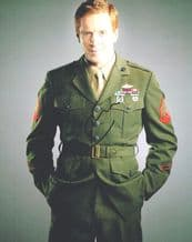 Damian Lewis Autograph Signed Photo - Homeland