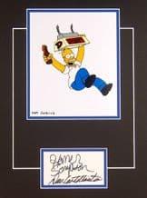 Dan Castellaneta Autograph Signed - Homer Simpson