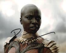 Danai Gurira Autograph Signed Photo - Black Panther