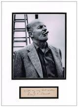 Darryl F Zanuck Autograph