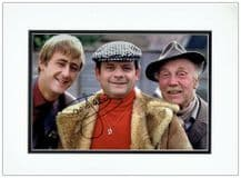 David Jason Authentic Autograph - Only Fools and Horses