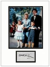 David Tomlinson Autograph Signed - Mary Poppins