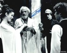 Derek Lyons Autograph Signed Photo - Star Wars A New Hope