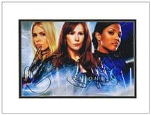 Doctor Who Companions Autograph Signed Photo