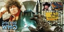 Doctor Who Signed First Day Cover - Tom Baker