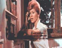 Dolores Keator Autograph Signed Photo - Dr No