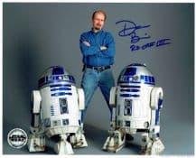 Don Bies Autograph Signed Photo