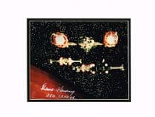 Drewe Henley Autograph Signed Photo - Red Leader