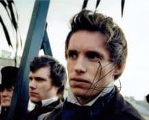 Eddie Redmayne Autograph Signed Photo - Les Miserables