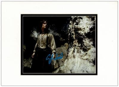 Elijah Wood Autograph Signed Photo LOTR For Sale