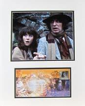 Elisabeth Sladen Autograph Signed Display - Doctor Who