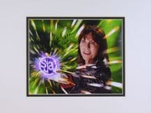 Elisabeth Sladen Autograph Signed Photo - Dr Who