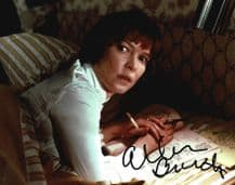 Ellen Burstyn Autograph Signed Photo - The Exorcist