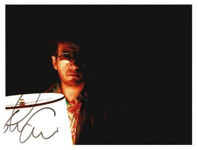 Elvis Costello Autograph Signed Photo