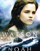 Emma Watson Autograph Signed Photo - Noah