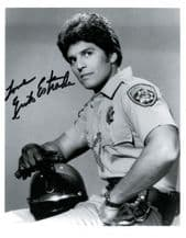 Erik Estrada  Autograph Signed Photo - CHiPs
