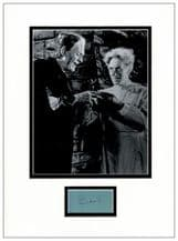 Ernest Thesiger Autograph Signed - Bride of Frankenstein