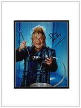 Ethan Phillips Autograph Signed Photo - Star Trek: Voyager
