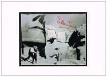 Eva Marie Saint Autograph Signed Photo - North By Northwest