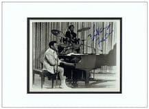 Fats Domino Autograph