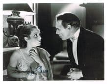 Fay Wray Autograph Signed Photo