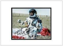 Felix Baumgartner Autograph Signed  Photo