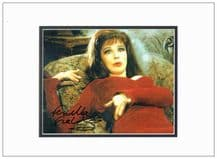 Fenella Fielding Autograph Signed Photo - Carry On Screaming