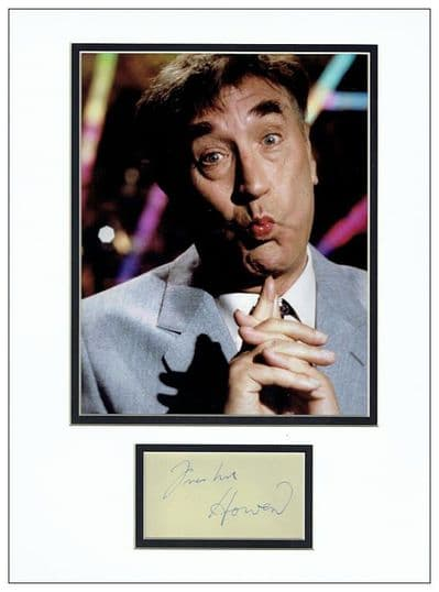 Frankie Howerd Autograph Signed - Carry On