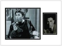Frankie Howerd Autograph Signed Photo