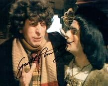 Gareth Armstrong Autograph Signed Doctor Who