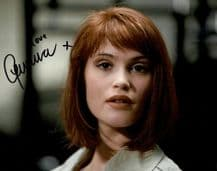 Gemma Arterton Autograph Signed Photo - James Bond