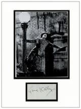Gene Kelly Autograph Signed - Singin In The Rain