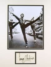 George Chakiris Autograph Signed - West Side Story