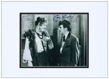 George Cole Autograph Signed Photo - St Trinian's
