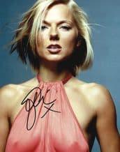 Geri Halliwell Autograph Signed Photo - Spice Girls