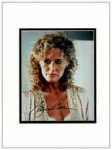 Glenn Close Autograph Photo - Fatal Attraction