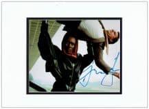 Grace Jones Autograph Signed Photo
