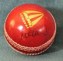 Graham Gooch Autograph Signed Cricket Ball