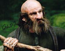 Graham McTavish Autograph Photo Signed - The Hobbit