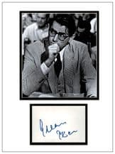 Gregory Peck Autograph Signed Display - Atticus Finch