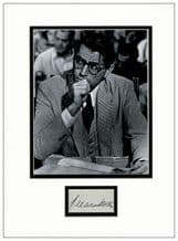Gregory Peck Autograph Signed - To Kill A Mockingbird