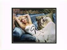 Gwyneth Paltrow Autograph Photo Signed