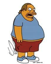 Hank Azaria Autograph Signed Photo - The Simpsons
