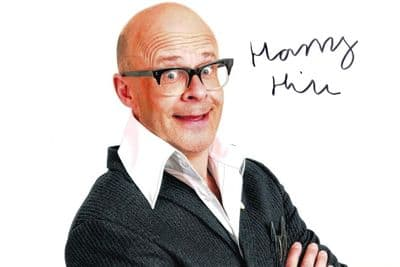 Harry Hill Autograph For Sale | Harry Hill Signed Photo