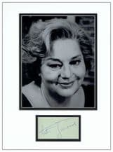 Hattie Jacques Autograph Signed - Carry On