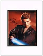 Hayden Christensen Autograph Signed Photo - Anakin Skywalker