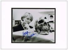 Helen Mirren Autograph Signed Photo - Prime Suspect