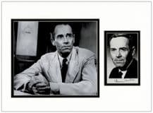 Henry Fonda Autograph Photo Display - 12 Angry Men