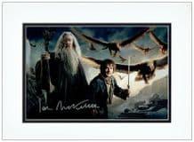 Ian McKellen Autograph Signed Photo - Gandalf