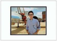 J. J. Abrams Signed Photo - Star Wars The Force Awakens